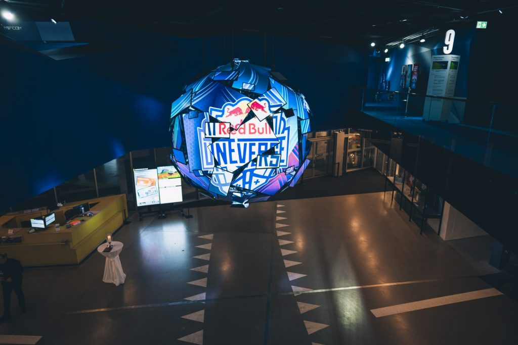 Red Bull Gaming World On Location