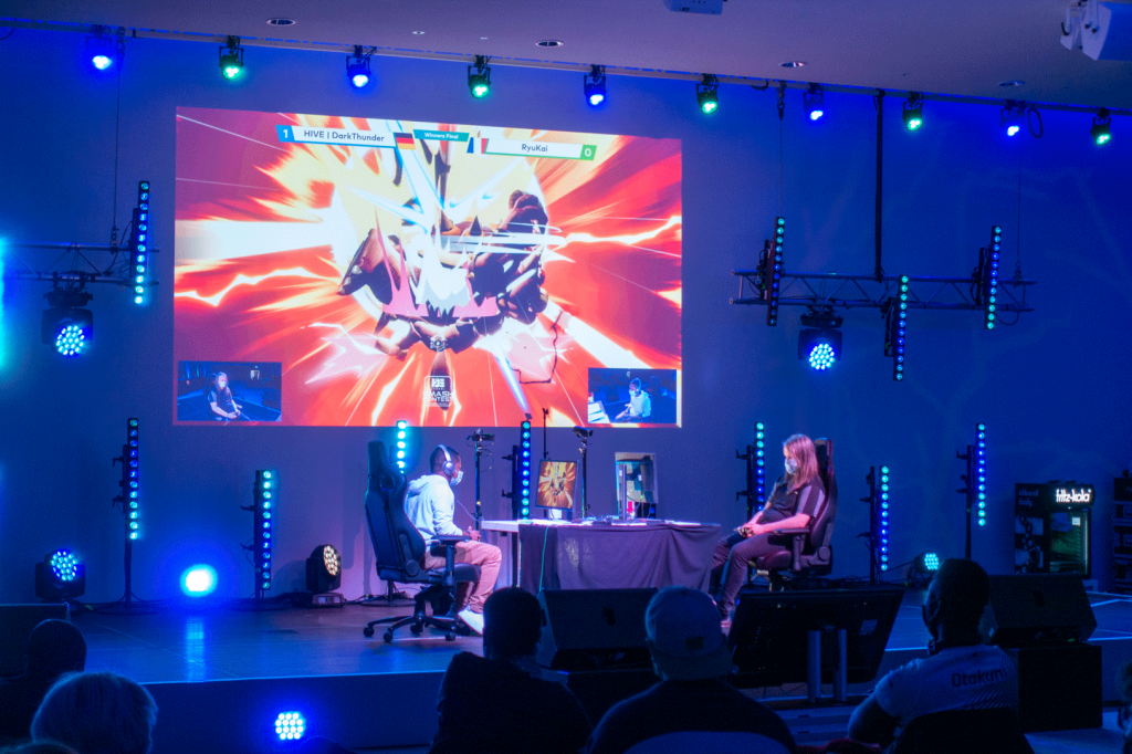 Smash Contest an der DoKomi 2020 in Düsseldorf